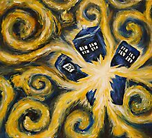 When the Pandorica Opens by LisaBuchfink