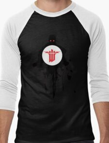Wolfenstein Men's Baseball ¾ T-Shirt