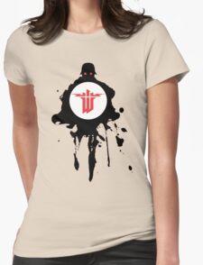 Wolfenstein Womens Fitted T-Shirt