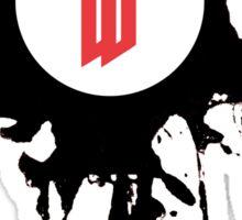 Wolfenstein Sticker