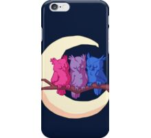 Bisexuowls iPhone Case/Skin