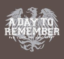 A Day To Remember - For Those Who Have Heart T-Shirt