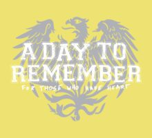 A Day To Remember - For Those Who Have Heart Kids Clothes