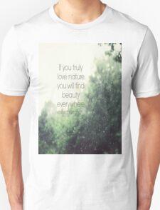 Van Gogh Nature T-Shirt