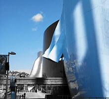 Experience Music Project, Science Fiction Museum and Hall of Fame by Naddl