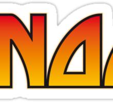 SNOG Sticker