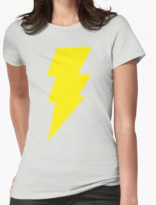Shazam Womens Fitted T-Shirt