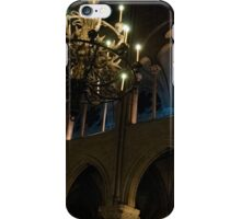 Notre Dame at Night iPhone Case/Skin