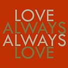 Always Love by Hutzon