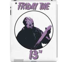 Jason Friday The 13th iPad Case/Skin