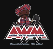 Akeem Waste Management by AngryMongo