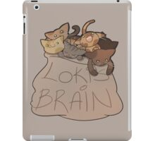 Loki's Brain iPad Case/Skin