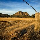 mitre rock by Andrew Cowell