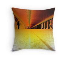 The Wait Continues Throw Pillow