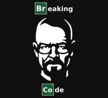 Breaking Code Black Programmer Shirt Breaking Bad Parody by ramiro