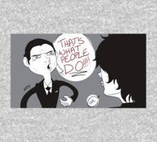 THAT'S WHAT PEOPLE DO Kids Tee