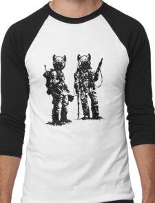 War Pigs Men's Baseball ¾ T-Shirt