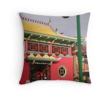 Oriental Throw Pillow