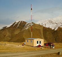 Panjshir Radio by Will Kemp