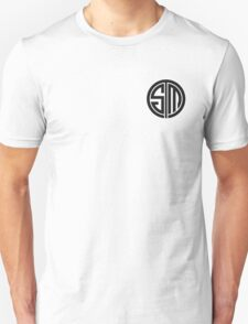 Team SoloMid (Black on White) T-Shirt