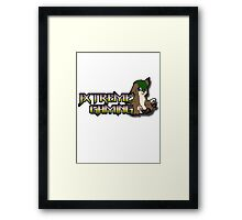 Jxtreme Gaming  Framed Print