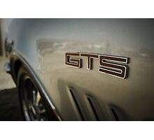 G T S Photographic Print