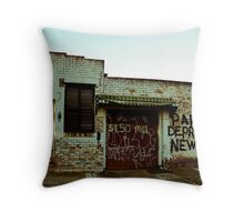 Depreston Throw Pillow
