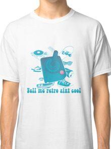 Retrio is cool Classic T-Shirt