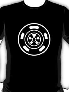 Mandala 21 Simply White T-Shirt