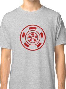 Mandala 21 Colour Me Red Classic T-Shirt