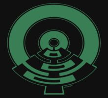 Mandala 23 Green With Envy by sekodesigns