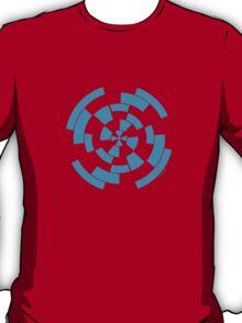 Mandala 10 Into The Blue T-Shirt