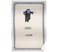 Pixel RPG - Gloom Poster