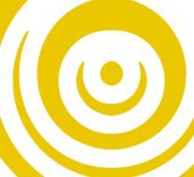 Mandala 16 Yellow Fever Sticker