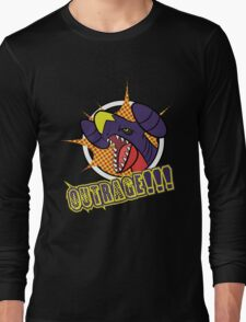 Garchomp's Outrage Long Sleeve T-Shirt