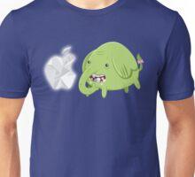 How's That Apple? - Tree Trunks (White) Unisex T-Shirt