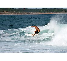 Surfer Photographic Print