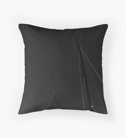The Storm. Throw Pillow