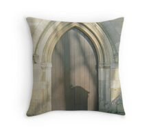St. Margaret's Church Throw Pillow