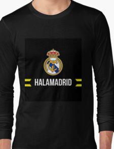 REAL MADRID FAN Long Sleeve T-Shirt