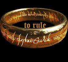 The One Ring by Freyia