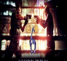 Resident Evil 6 by ravenandkuba
