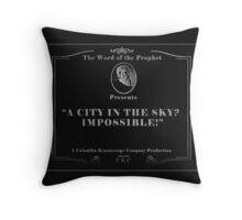 Kinetescope - Impossible! Throw Pillow