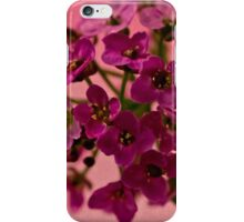 Thinking Of You Card - Alyssum iPhone Case/Skin