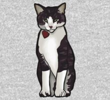 Seated Cat Kids Clothes