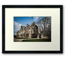 Christ Church, Oxford Framed Print