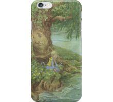 Beside the Creek iPhone Case/Skin