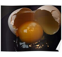 WHAT'S THE YOLK ? Poster