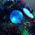 Christmas in Blue by Kathryn Jones