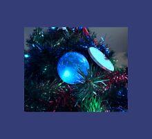 Christmas in Blue Unisex T-Shirt